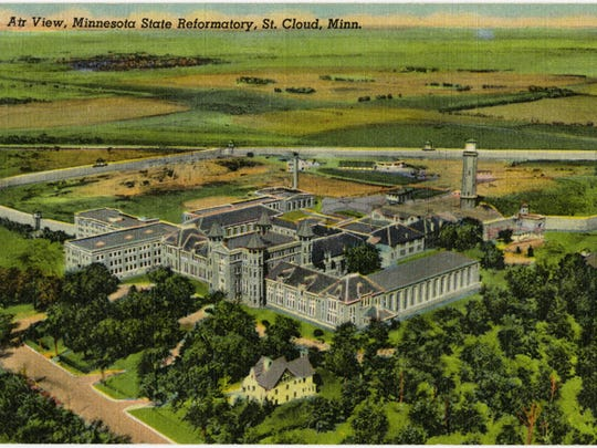 An aerial view of the Minnesota Correctional Facility-St.