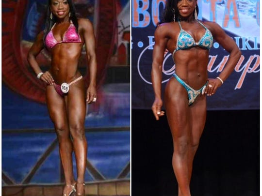 Tamika Williams qualified her for the Arnold Sports
