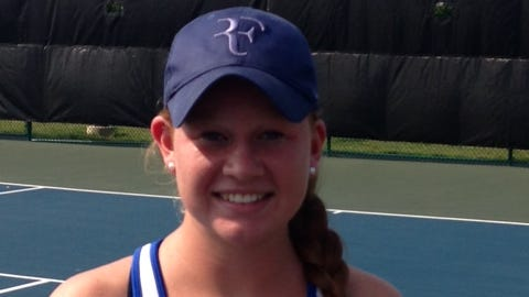 Cassidy Hicks, Hamilton tennis player