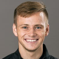 Purdue diver Steele Johnson defends NCAA 3-meter title