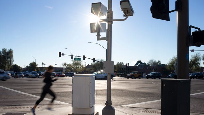 Scottsdale says photo-enforcement cameras are important for public safety, but the city also collects revenue from said cameras. In fiscal year 2016, the city received about $848,000 in net revenue from photo enforcement. That's about 0.3 percent of general fund revenue.