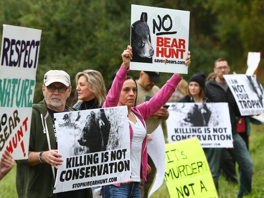 The annual six-day, state-sanctioned  bear hunt, designed