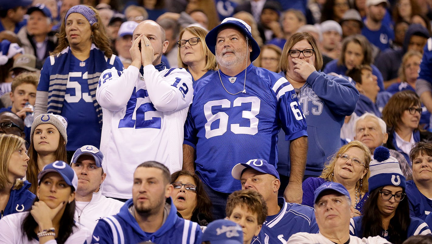 Have Colts fans stopped caring?