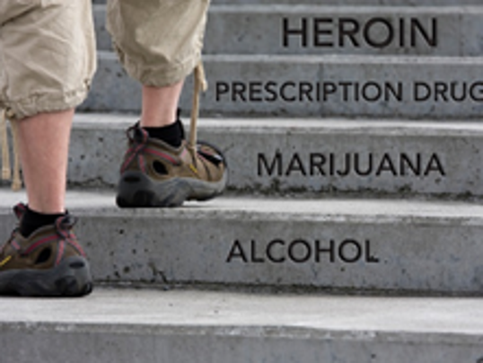 Stairway to Heroin Event