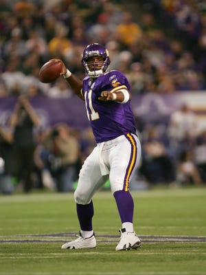 Former NFL star Daunte Culpepper will be in West Melbourne on Sunday.