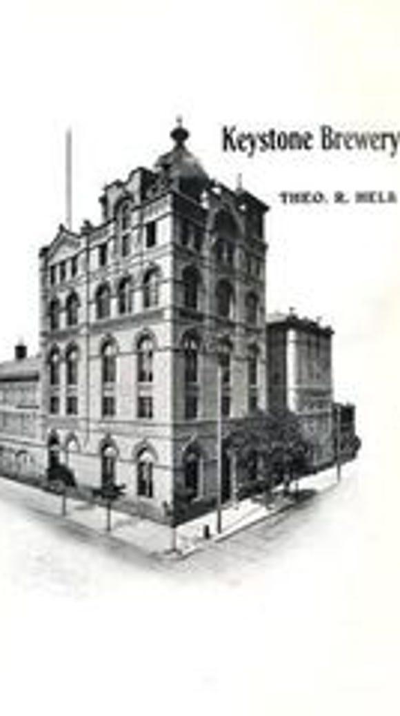 Helb's Keystone Brewery
