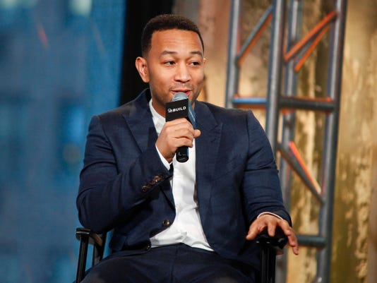 AP AOL BUILD SPEAKER SERIES: JOHN LEGEND A ENT USA NY
