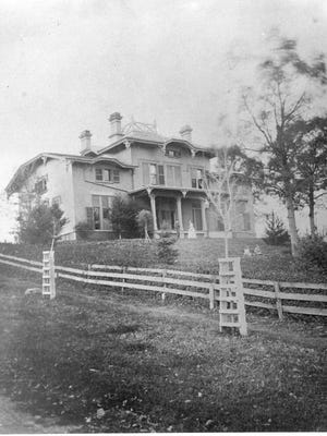 Highland Hospital started as the six-bed Hahnemann Homeopathic Hospital at the Selden Homestead.