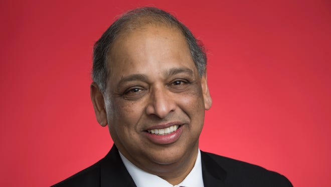 Neville Pinto, 30th  president of the University of Cincinnati