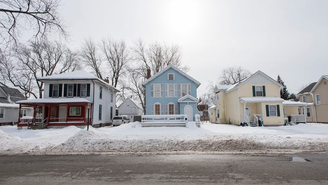 Two sober-living homes on Wall Street in Port Huron received special use permits from the city. They are the first to do so under new city laws passed in 2017.