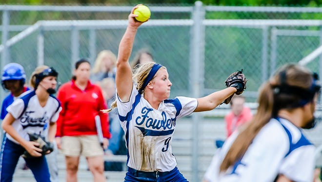 Tori Wirth was one of four Fowler players named all-state.