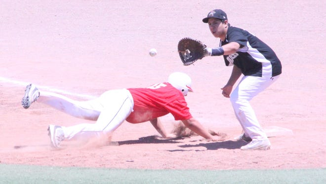 The Pirates and Diamondbacks squared off Saturday afternoon at Howie Morales Stadium in Bayard. It was one of two interleague games played between Copper and Silver City Little Leagues.