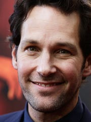Actor Paul Rudd took over a beloved candy shop in Rhinebeck.