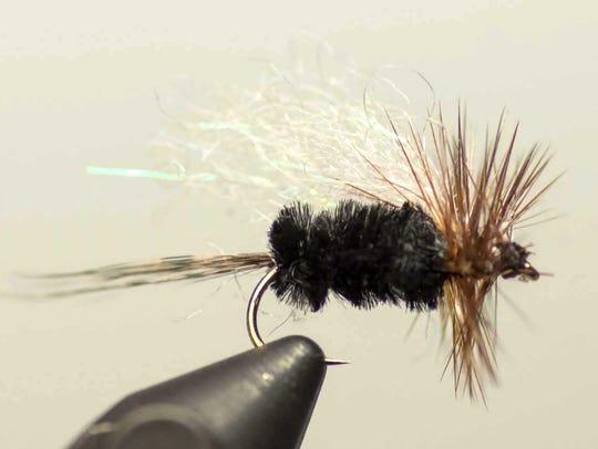Pass Lake fly.