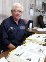 Richard Barney has seen many of the changes in Lakewood from his East County Line Road auto repair shop, Barney's Service Center.