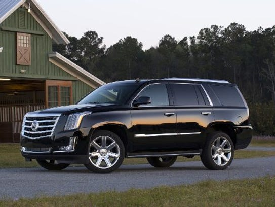 GM invests $1.4B to expand Texas SUV plant