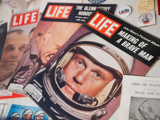 A Sept. 1966 edition of LIFE Magazine bearing the likeness