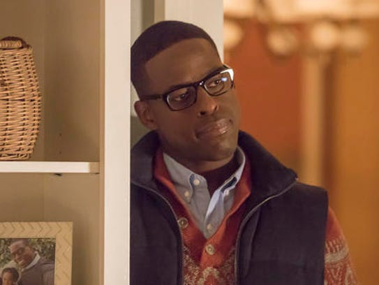This image released by NBC shows Sterling K. Brown