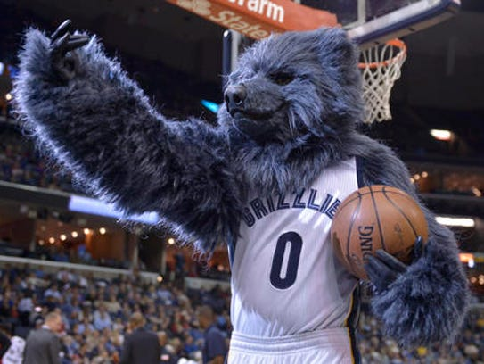 Grizz was diagnosed with cancer in 2008.