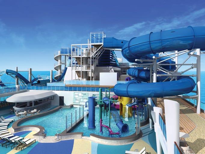 Peek At What S Planned Norwegian Cruise Line S Norwegian