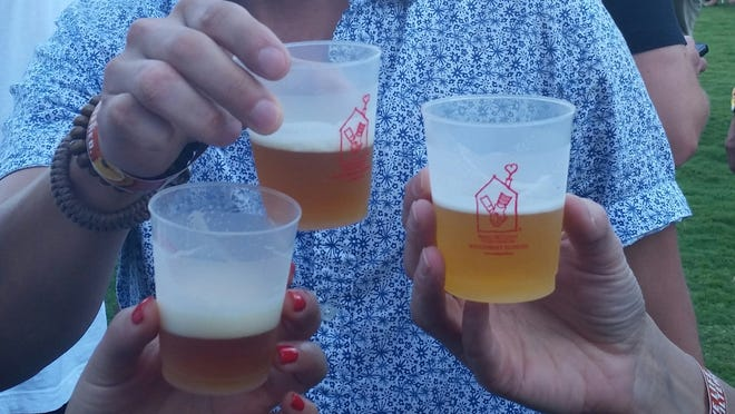 Brew-Ha-Ha Craft Beer Festival raised more than $20,000 for Ronald McDonald Charities.