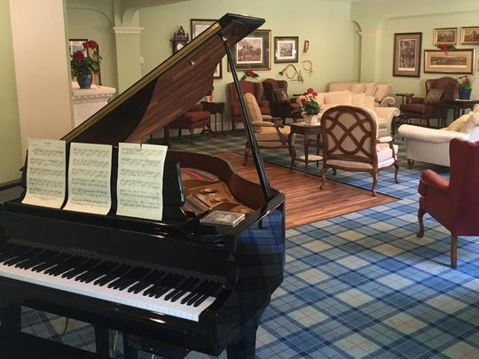 The Great Room at Ivy Gables in Arden.