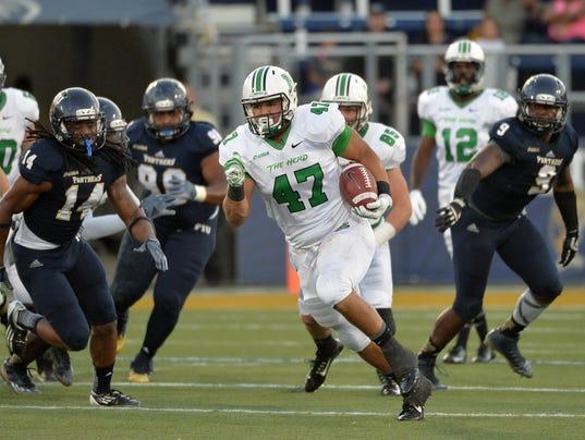 NCAA Football: Marshall at Florida International