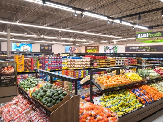 Discount grocer ALDI uses some unconventional methods to keep prices down.