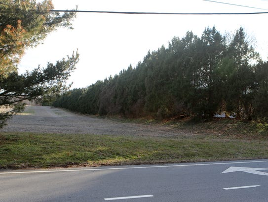 One of the conditions of approval by the Kent County Regional Planning Commission of the Hickory Ridge Hotel is the upkeep of the trees lining the buffer between the land the hotel will sit on and the Northridge neighborhood directly behind it.