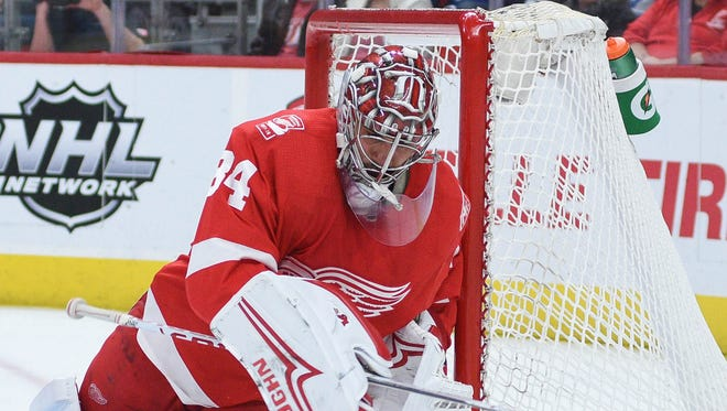 Petr Mrazek is heading to the Flyers for two conditional draft picks.