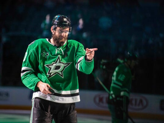 USP NHL: NEW YORK RANGERS AT DALLAS STARS S HKN DAL NYR USA TX