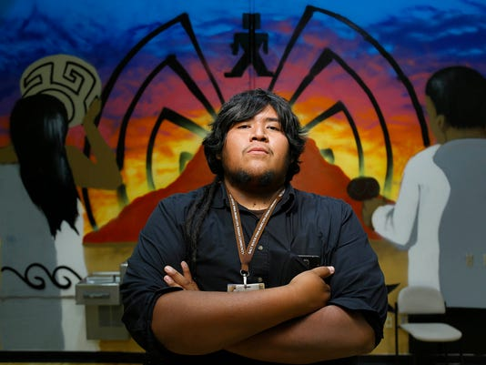 Stepping into a Native American cultural conundrum