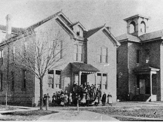 St. Stephens School - BW Memories