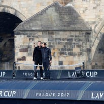 Roger Federer says Laver Cup will be a tough competition