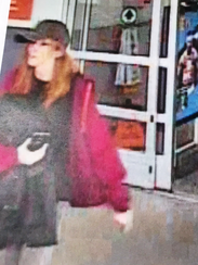 The San Angelo Police Department have released an image