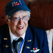 Michigan's last surviving WWII fly girl recalls her time in the sky, blazing new paths