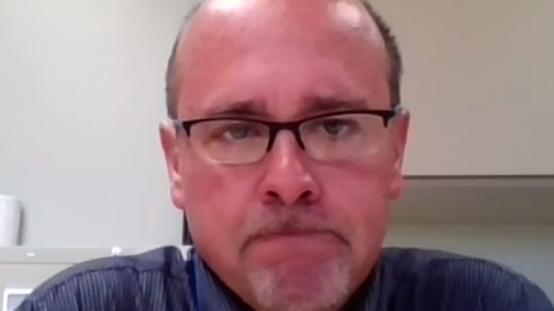 Ionia Public Schools Finance Director Craig Harley discussed the district's 2020-21 fiscal year budget during a Board of Education meeting on Monday, June 15, on Zoom.