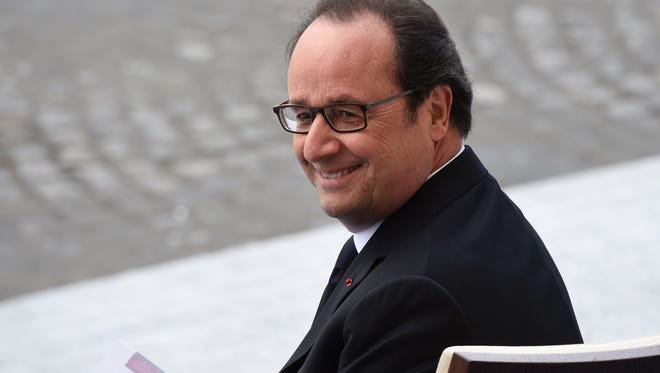 French President Francois Hollande has indicated he will attend the Rio Olympics opening ceremonies.