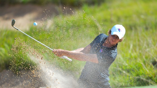 Louisiana Tech's Victor Lange finished tied for 22nd at the NCAA Regionals in Lubbock, Texas.