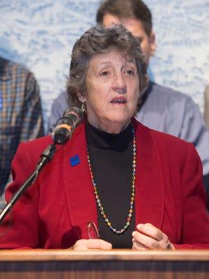 UWF President Judy Bense