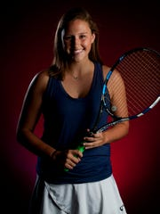 Montgomery Advertiser All-Metro Tennis Player of the