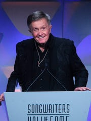 Bill Anderson speaks onstage during the 49th annual