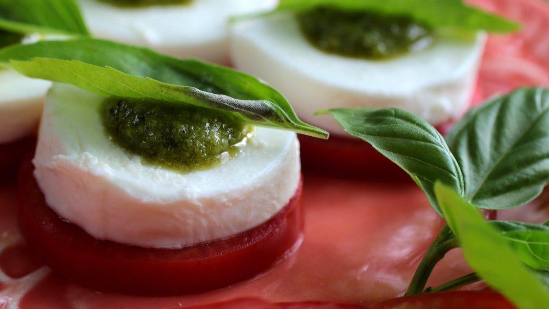 Caprese Salad Recipe Food Network