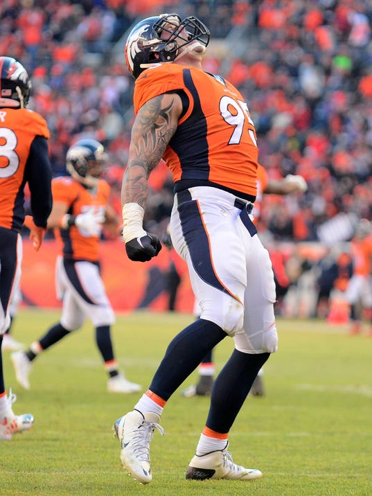 Super Bowl 50 Matchup Panthers Offensive Line Vs Broncos