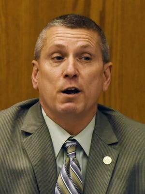 Wayne Councilman Richard Jasterzbski has said repeatedly that he will not resign, after an expletive-laden argument was captured on a cellphone.