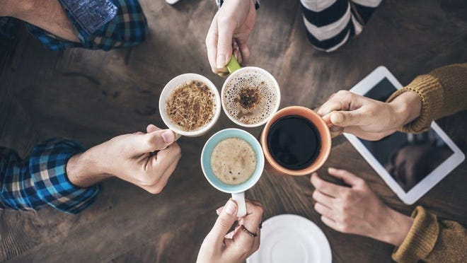 More than half of American adults (63 percent) drink coffee daily and 78 percent of them also brew some at home, according to a Harris Poll.