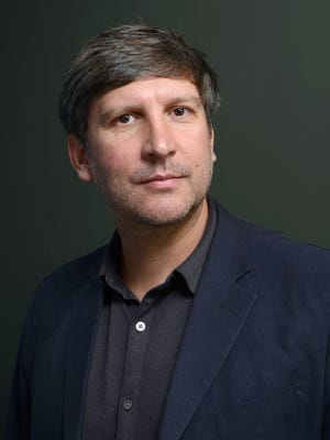 Director Joel Hopkins of 'Love Punch.'