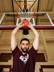 MSU basketball player Tanveer Bhullar will bring some