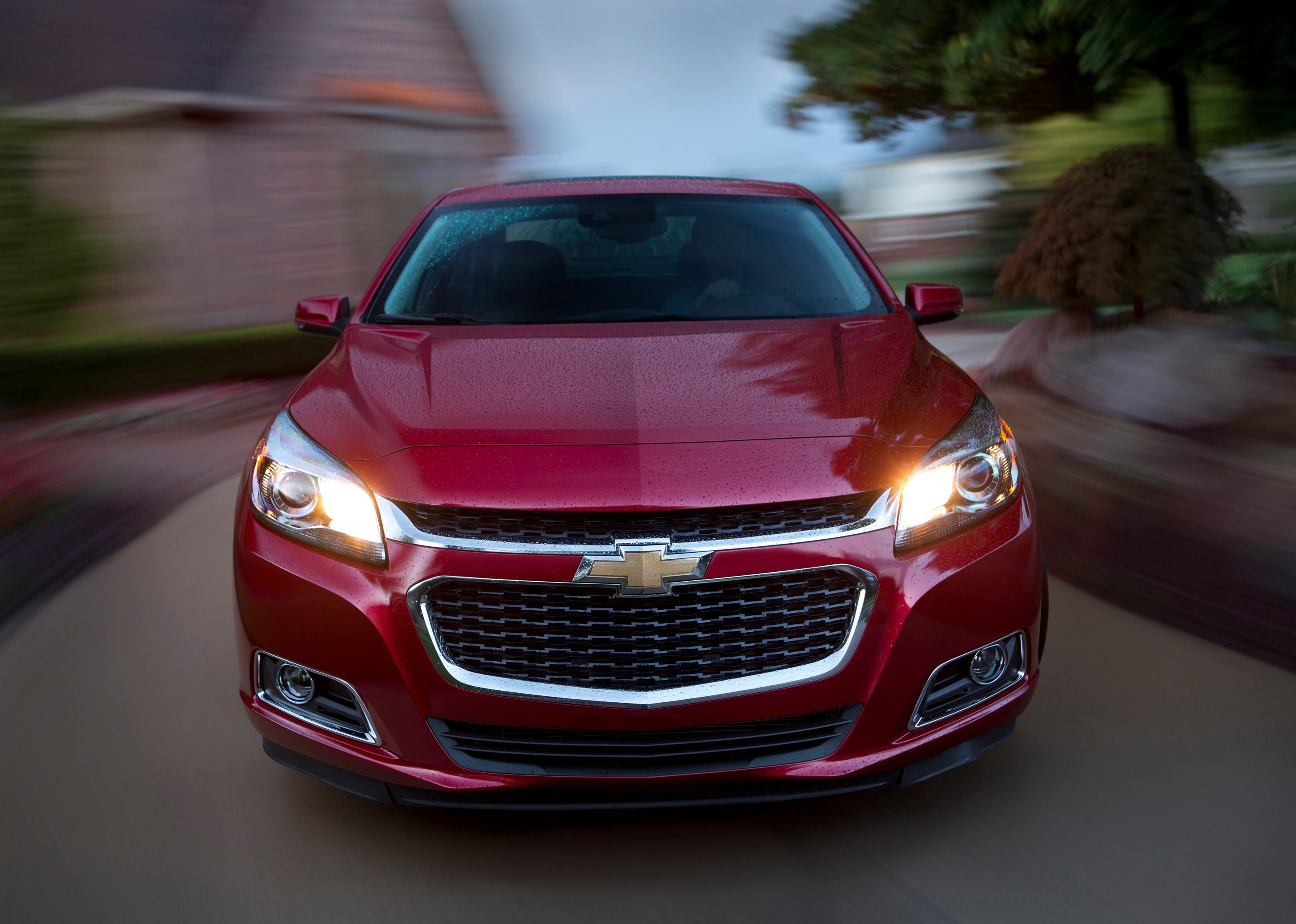 Auto Review: 2014 Chevrolet Malibu Is A Historic Value Compared To Its  Forefathers