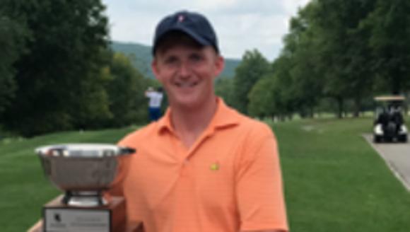 Erik Jaffe won the Putnam County Amateur Championship